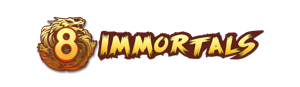 Logotipo de '8 inmortales'